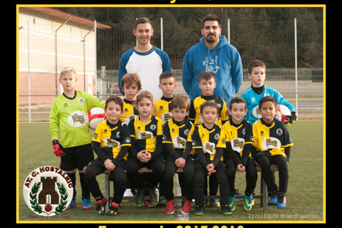 AT.C. Hostalric PreBenjami_C