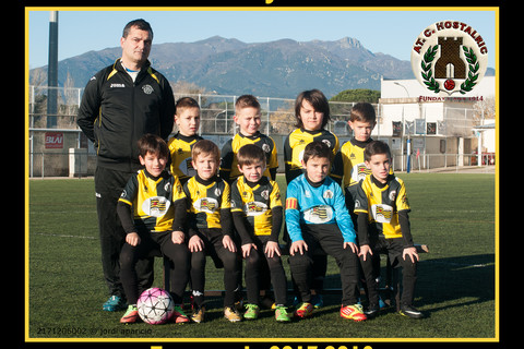 AT.C. Hostalric PreBenjamí B