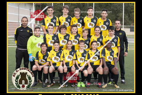 AT.C. Hostalric Infantil 2018/2019