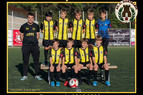 AT.C. Hostalric Benjamí A 2019/2020