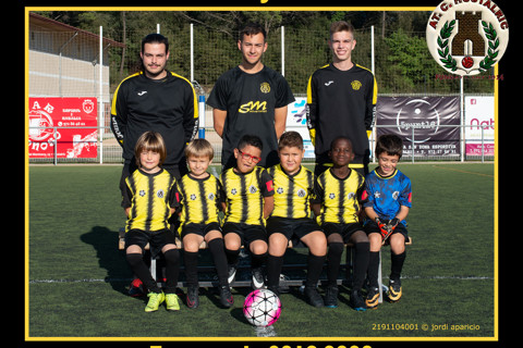 AT.C. Hostalric Prebenjamí C 2019/2020