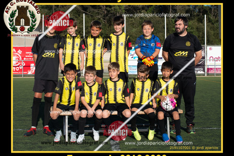 AT.C. Hostalric Prebenjamí A 2019/2020