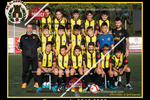 AT.C. Hostalric Infantil 2019/2020