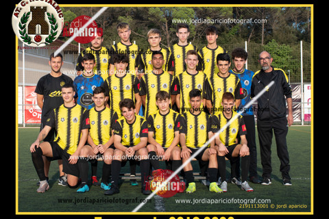AT.C. Hostalric Juvenil 2019/2020