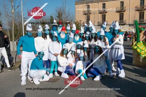 Rua Carnaval Hostalric 2020