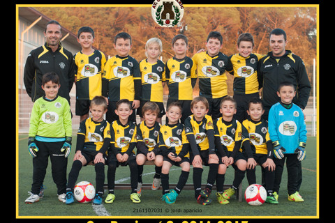 AT.C. Hostalric Prebenjamí A Temporada 2016-2017