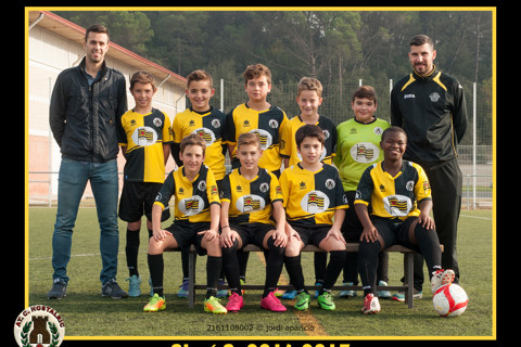 AT.C. Hostalric Aleví A Temporada 2016-2017