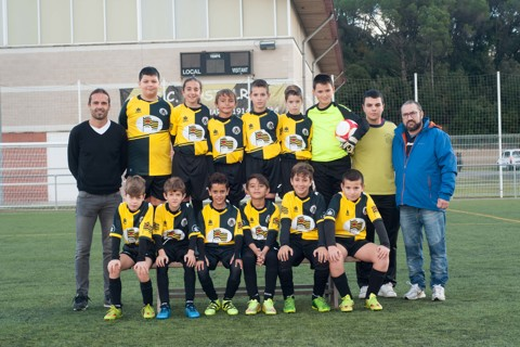 AT.C. Hostalric Benjamí  Temporada 2016-2017