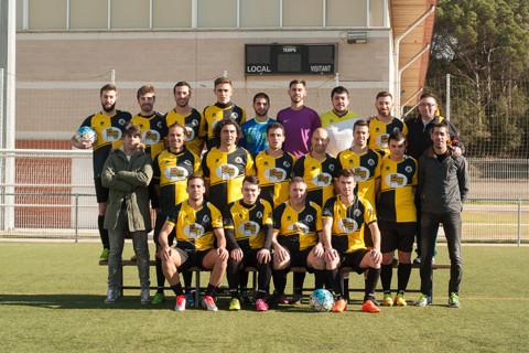 AT.C. Hostalric 1er. Equip Temporada 2016-2017