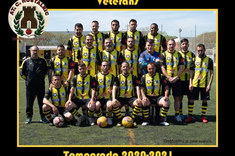 AT.C. Hostalric Veterans  Temporada 2020-2021