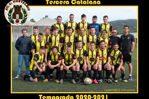 AT.C. Hostalric Tercera Catalana Temporada 2020-2021
