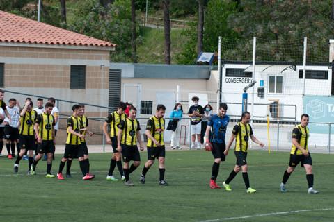 Partit amb Sporting Vidrerenca C.F. 15/5/21