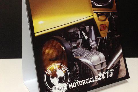 Concurso Calendario BMW Clásicas 2016